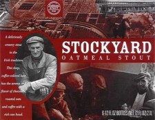 Logo for Stockyard Oatmeal Stout