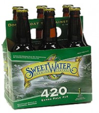Review – Sweetwater 420 Extra Pale Ale