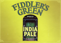 Review - Fiddler's Green Brewing Co. India Pale Ale