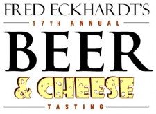 Fred Eckhardt's 17th Annual Beer & Cheese Tasting