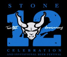 Stone 12th Anniversary Celebration and Invitational Beer Festival