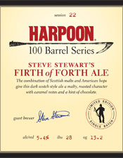 Review – Steve Stewart's Firth Of Forth Ale