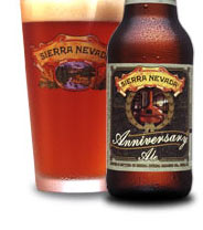 Review – Sierra Nevada Anniversary Ale 2008