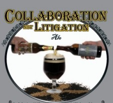 Collaboration Not Litigation Ale