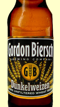 Review – Gordon Biersch Dunkelweizen