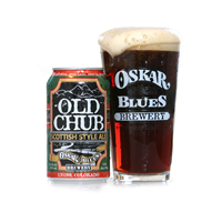 Review - Oskar Blues Old Chub