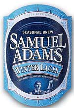 Review – Samuel Adams Winter Lager