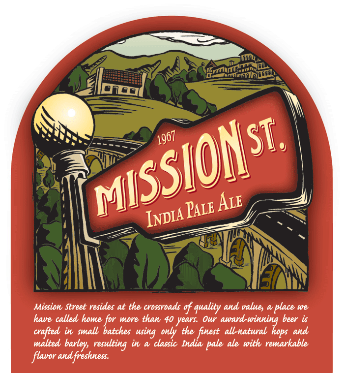 Mission Street India Pale Ale