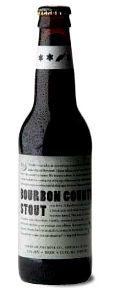 Review - Goose Island Bourbon County Brand Stout