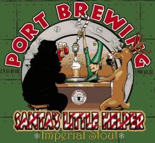 Review – Port Brewing – Santa's Little Helper