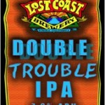Lost Coast - Double Trouble IPA