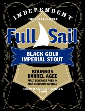 Full Sail - Black Gold Bourbon Barrel Aged Imperial Porter