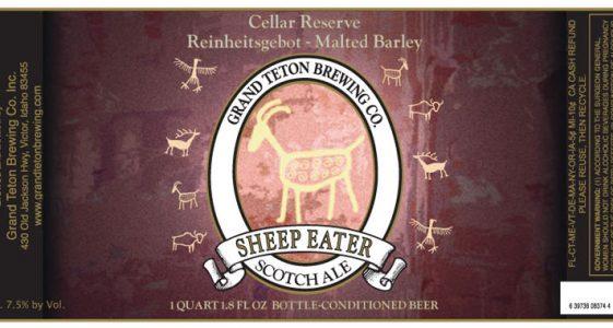Grand Teton Sheep Eater Scotch Ale