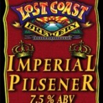 Lost Coast - Imperial Pilsener