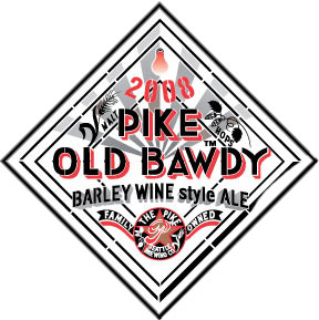 Pike's 4th Annual Old Bawdy Vertical Tasting