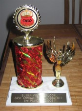 Mikes Chili Trophy