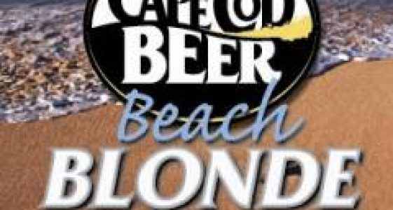 Cape Cod Beer - Beach Blonde