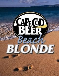 Cape Cod Beer - Beach Blonde
