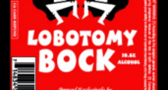 Indian Wells Lobotomy Bock