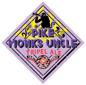 Pike Brewing - Monk