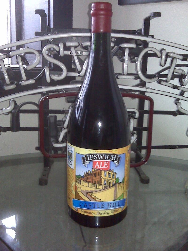 Ipswich Ale - Castle Hill Summer Barley Wine
