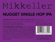 Mikkeller - Nugget Single Hop IPA