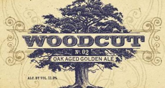 Odell Brewing - Woodcut No.2