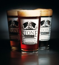 Stone Brewing - Glasses