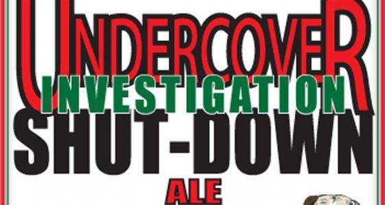 Lagunitas Undercover Investigation Shutdown Ale