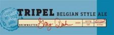 Redhook Belgian Style Tripel - label