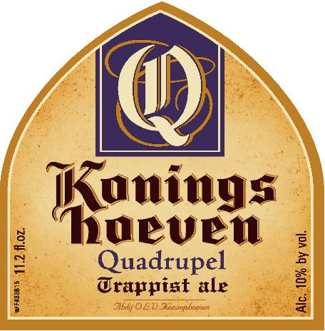 Konings Hoeven Quadruple Label