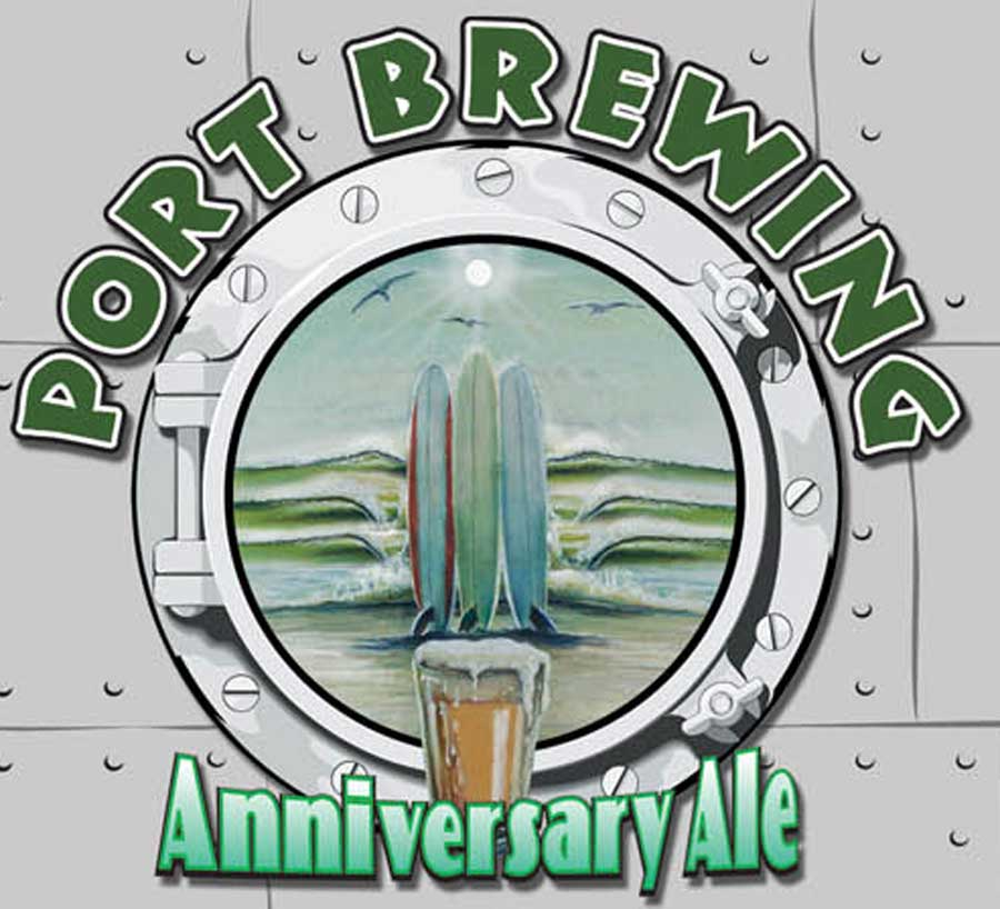 Port Brewing 3rd Anniversary Ale