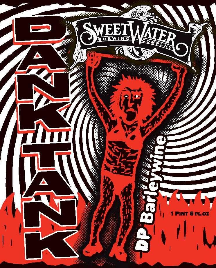Sweet Water Dank Tank DP Barley Wine