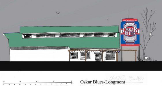 Oskar Blues silo art