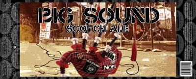 Cigar City Big Sound Scotch Ale