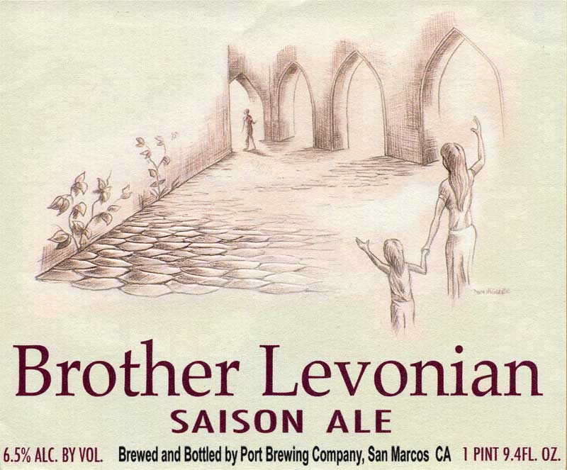 Lost Abbey Brother Levonian