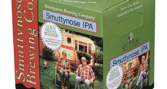 Smuttynose IPA 12 Pack