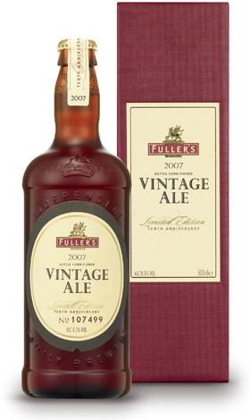 Fullers Vintage Ale 2009