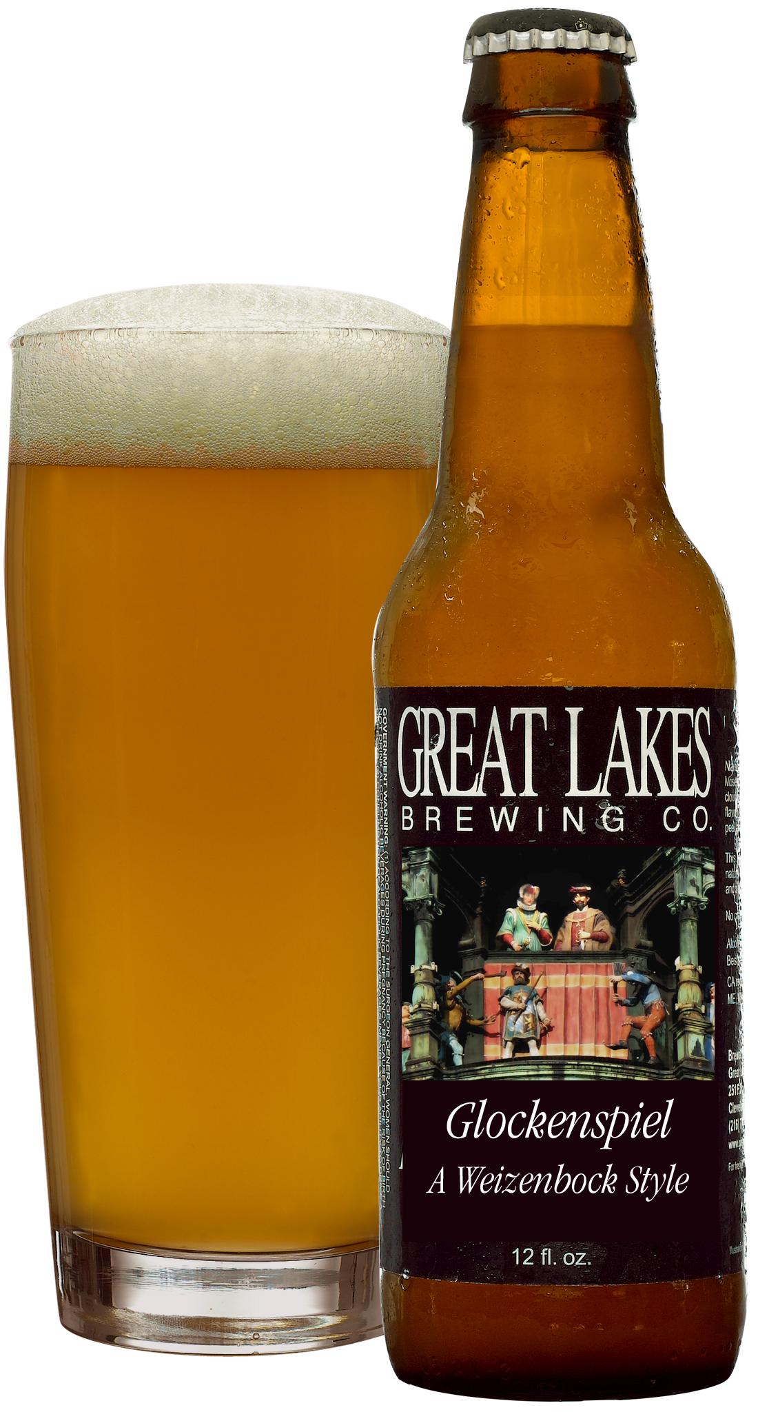 Great Lakes Brewing Glockenspiel Weizen Bock