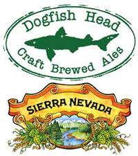 Dogfish Head & Sierra Nevada Collaboration