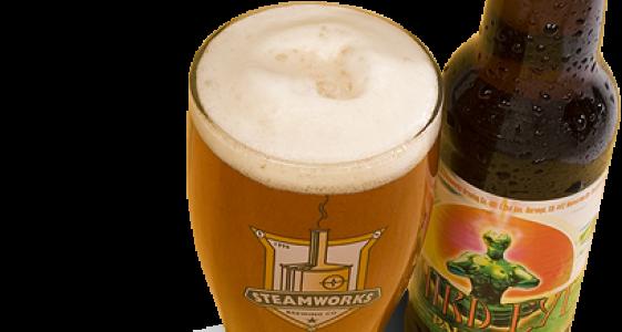 Steamworks Third Eye Pale Ale