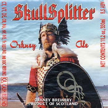 Orkney Skull Splitter