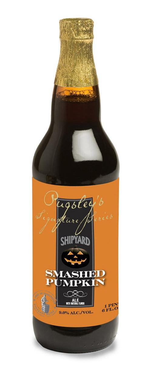Shipyard Brewing - Pugsley