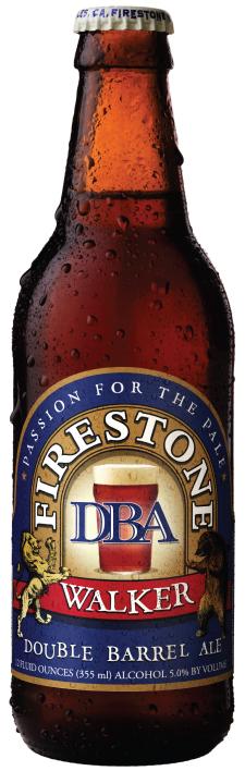 Firestone Walker Double Barrel Ale