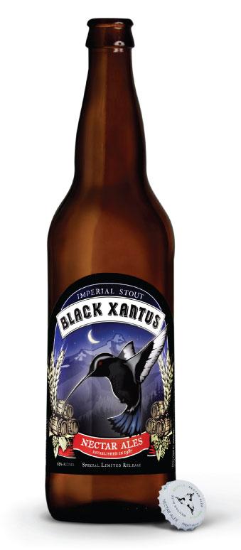 Nectar Ales - Black Xantus
