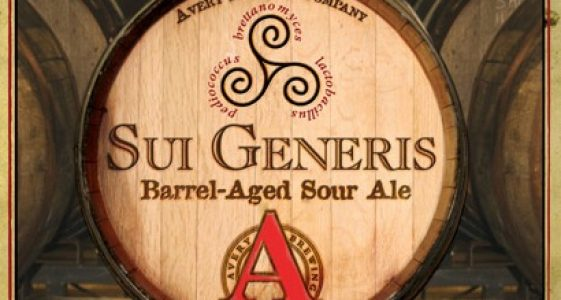 Avery Sui Generis - Barrel Aged Sour Ale