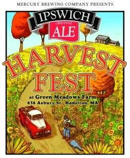 Ipswich Ale - Harvest Fest 2009