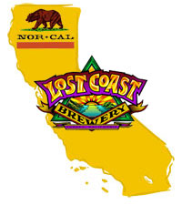 Best Northern California Brewery - Lost Coast