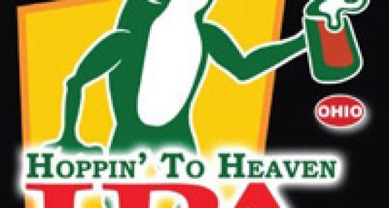 Hoppin Frog Hoppin To Heaven IPA