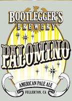 Bootlegger's Palomino American Pale Ale